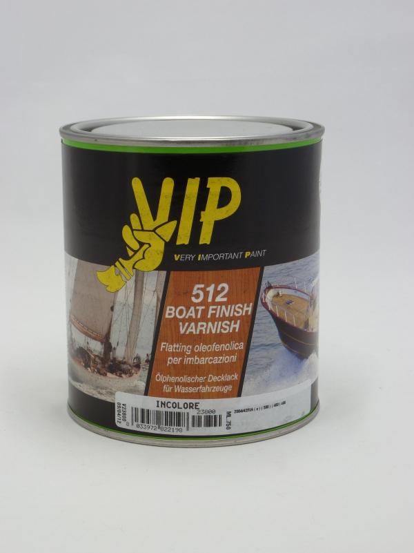 Boat finish varnish ml.750 (in esaurimento)