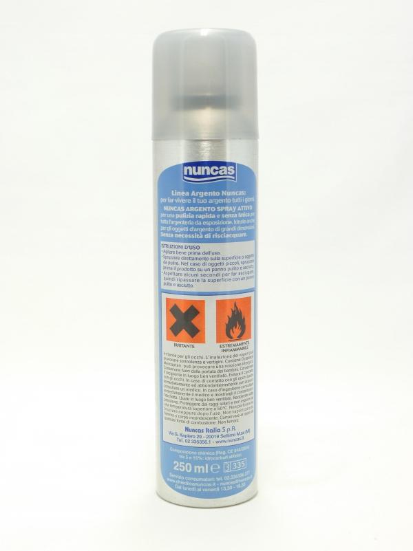 Argento Spray 250ml. - Nuncas