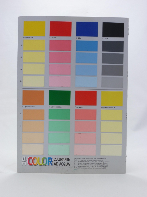 Acolor ml. 45-n.12 Ombra Bruciato