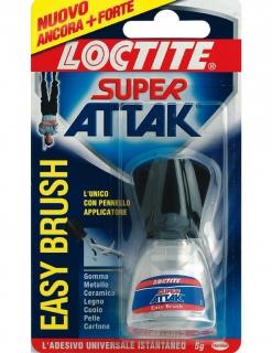 Attak Easy Brush gr.5 - Loctite