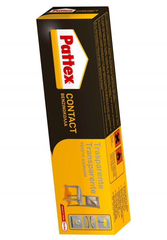 Adesivo Trasparente gr. 50 - Pattex