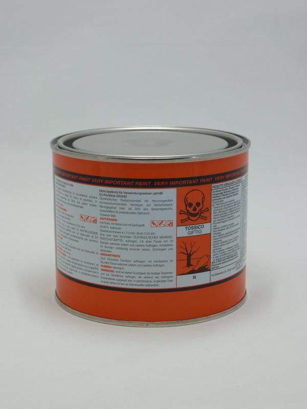 Antiruggine Oleofenolica Minio  500ml.