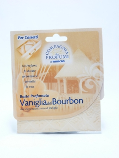 Busta profumata Vaniglia di Bourbon - Compagnia dei Profumi (in esaurimento)