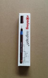Penna Rotring Isograph 0,60