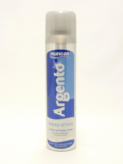 Argento Spray 250ml. - Nuncas