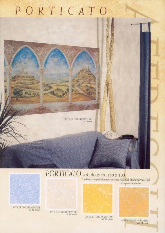 Affresco Porticato 160x100