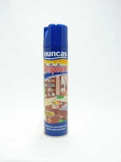 Antipolvere spray 400ml. - Nuncas
