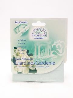 Busta profumata Giardino di Gardenie - Compagnia dei Profumi (in esaurimento)