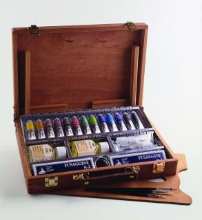 Cassetta Colori ad Olio Serie C 20ml. Modello Arte 25x35 - Mabef