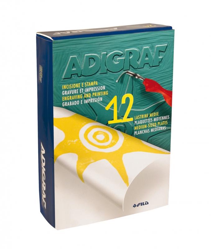 Adigraf - Lastra per incisione media