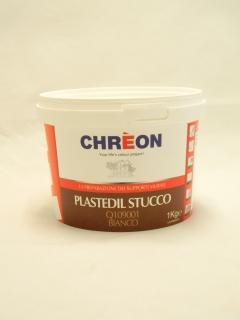 Stucco Plastedil kg.1 Bianco