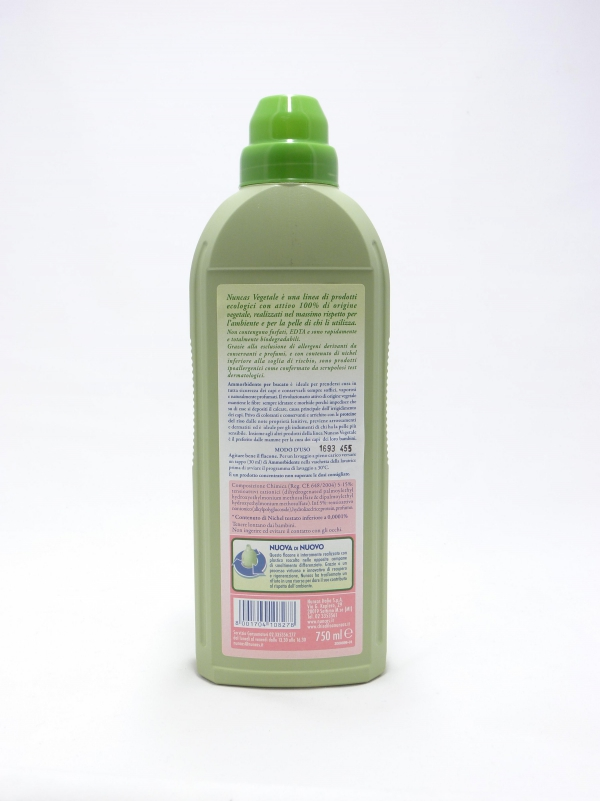 Ammorbidente Vegetale 750ml. - Nuncas