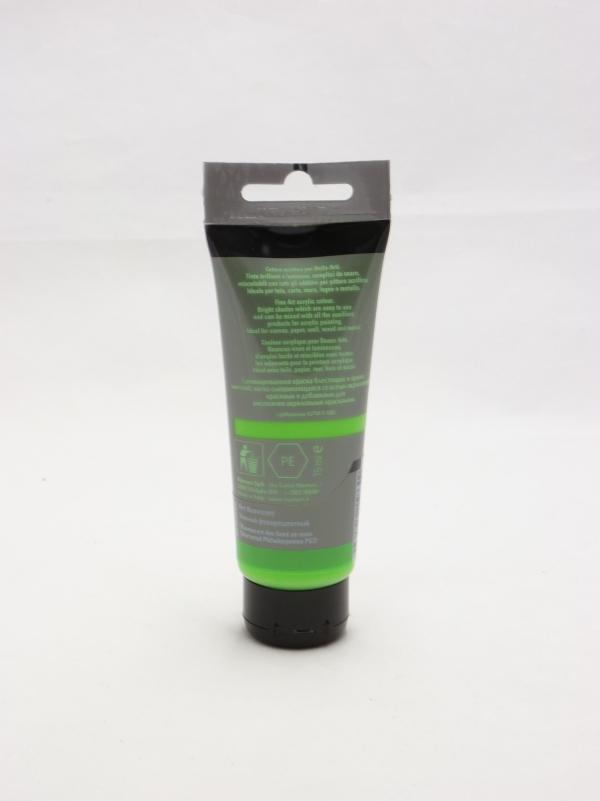 Acrilico Maimeri 75ml.326 Verde Fluorescente