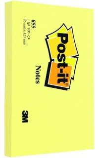 Post-it 76x127 Art.655 Confezione pz.12