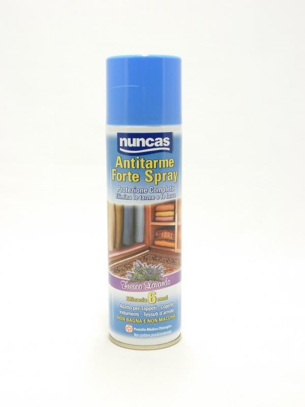 Antitarme spray ml.250 - Nuncas