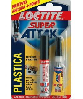 Attak Plastik - Loctite