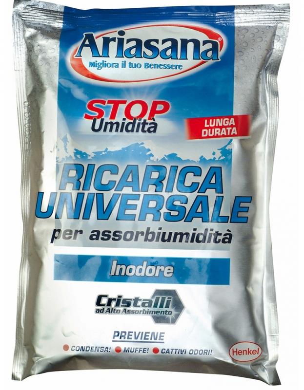Ariasana - Sale Assorbi-Umidità gr.450 Inodore