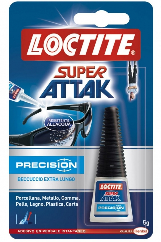 Attak gr. 5  blister - Loctite